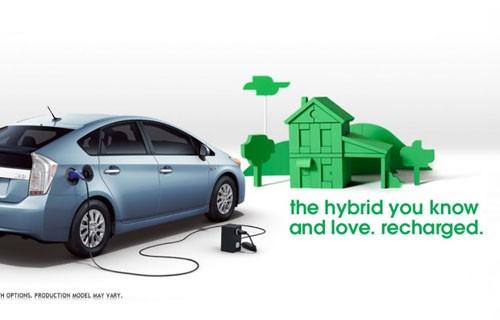 Website – Toyota Prius